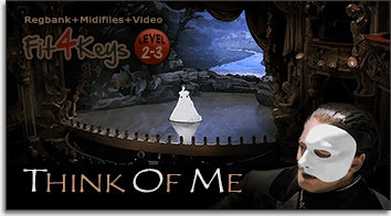 Produktbild Fit4Keys - Think of me - Denk an mich