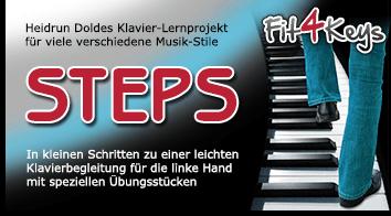 Fit4Keys - Steps