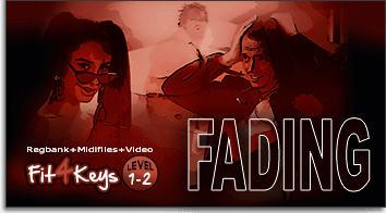 Produktbild Fit4Keys - Fading