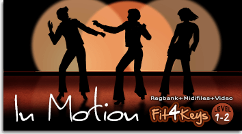 Produktbild Fit4Keys - In Motion