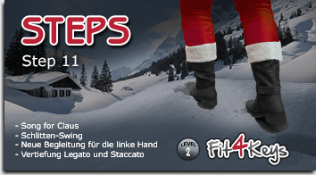 Step 11 - Song for Claus