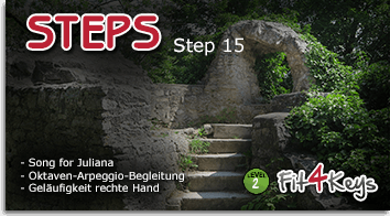 Step 15 - Song for Juliana