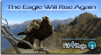 The eagle will rise again - Fit4Keys - Lernpaket
