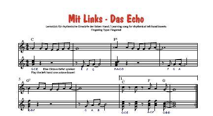 Noten-Vorschau - Violinschlüssel-Version