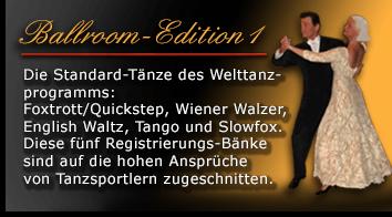 Ballroom Edition 1 - Standard