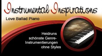 Instrumental Inspirations - Love Ballad Piano